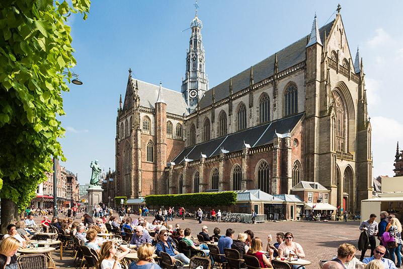 Wat is er te doen in Haarlem? | Grote Markt in Haarlem | City Attic Haarlem Bed and Breakfast