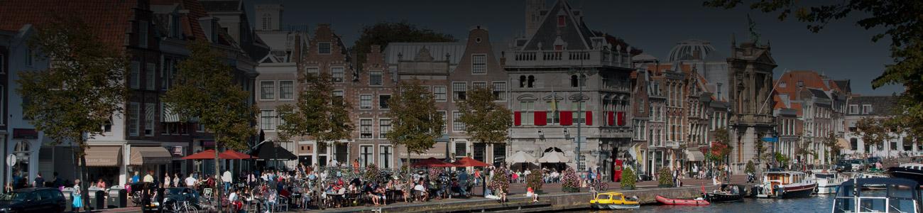 Spaarne Haarlem | City Attic Haarlem