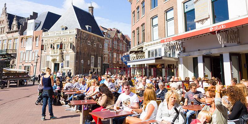 Wat is er te doen in Haarlem? | Grote Markt Haarlem | City Attic Haarlem | B&B